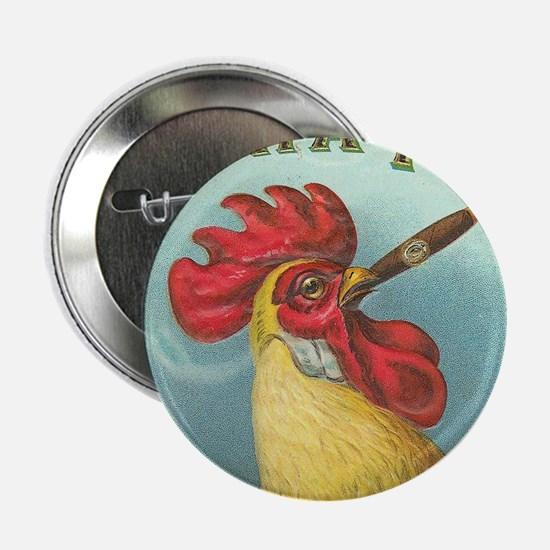 """rooster 2.25"""" Button (10 pack)"""