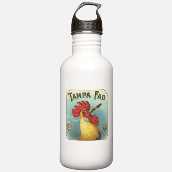 rooster Water Bottle