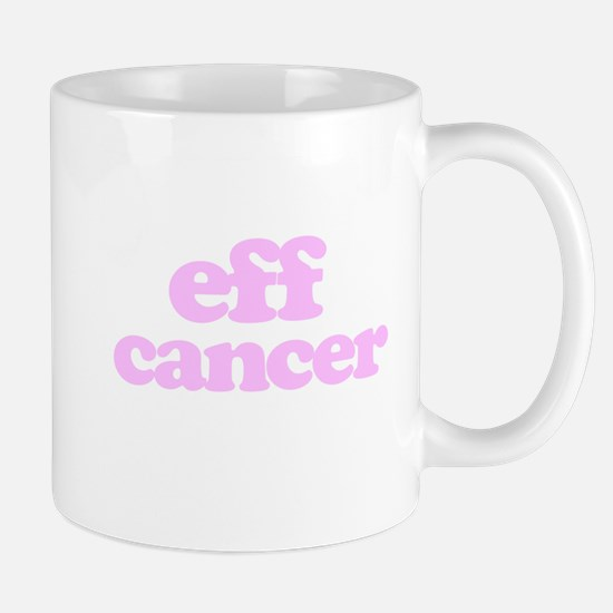 Eff All Cancer Lavender Mugs