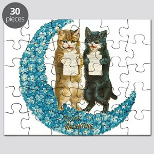 funny singing cats Puzzle
