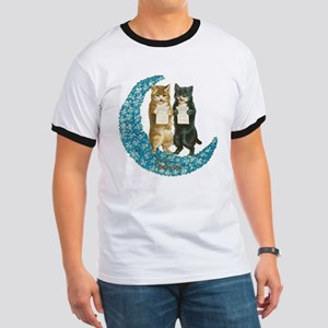 funny singing cats T-Shirt