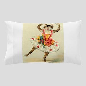 cat ballerina Pillow Case