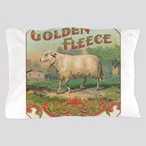 vintage sheep Pillow Case
