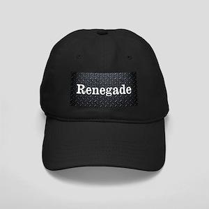 Renegade Diamond Plate Black Cap