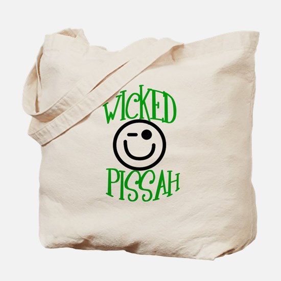 Wicked Pissah Tote Bag