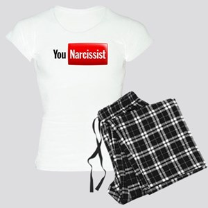 You Narcissist - Parody Logo Pajamas