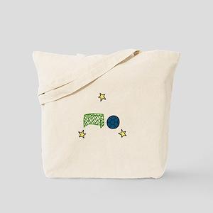 Soccer Sport Tote Bag