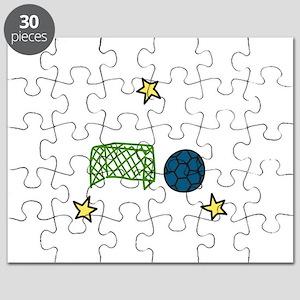 Soccer Sport Puzzle