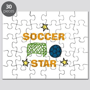 SOCCER STAR Puzzle