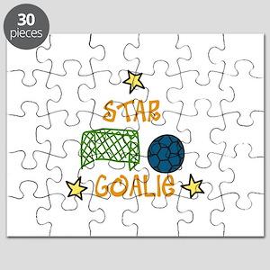 STAR GOALIE Puzzle