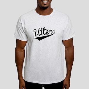 Utter, Retro, T-Shirt