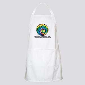 Tie Dyed Volleyball Apron