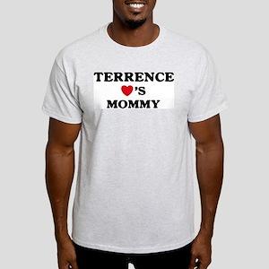 Terrence loves mommy Light T-Shirt