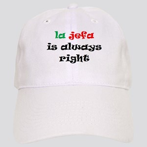 la jefa always right Cap