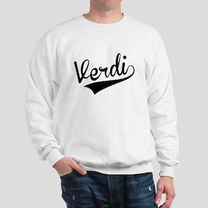 Verdi, Retro, Sweatshirt