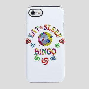 Eat Sleep Bingo iPhone 7 Tough Case