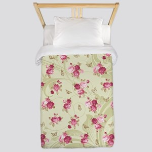 Madame Butterfly Twin Duvet