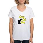 Crazy Cat Lady Women's V-Neck T-Shirt