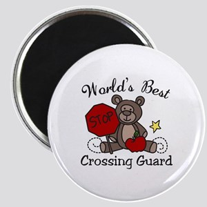 Worlds Best Crossing Guard Magnets