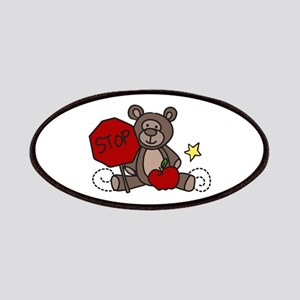 Crossing Guard Bear Patches