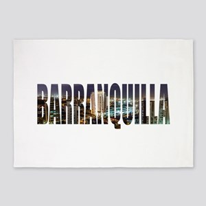 Barranquilla 5'x7'Area Rug