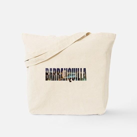 Barranquilla Tote Bag