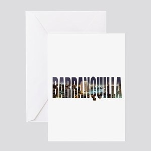 Barranquilla Greeting Cards