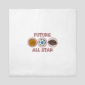 Future All Star Queen Duvet