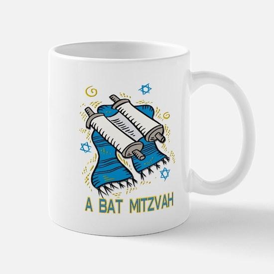 Bat Mitzvah Mug