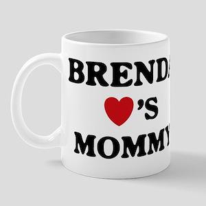 Brenda loves mommy Mug
