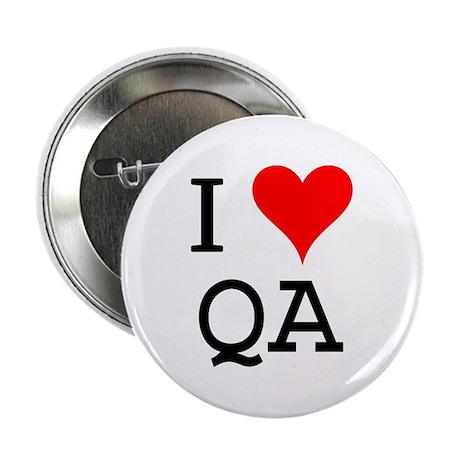 I Love QA Button