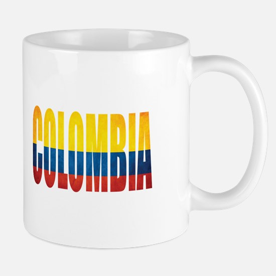 Colombia Mugs