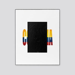 Colombia Picture Frame