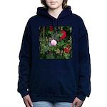 Rare Rose Women's Hooded Sweatshirt