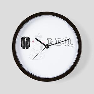 I DO. Wall Clock