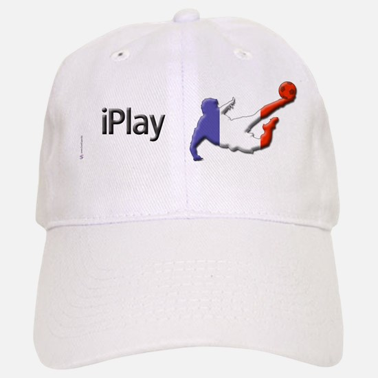 iPlay France Baseball Baseball Cap