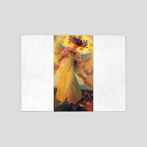 Dvorak - Angel of the Birds - 1910 - Oil on Canvas