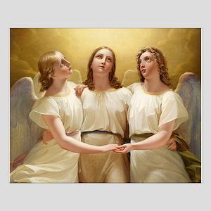 Kadik - three Angels - 1822 - Painting Posters