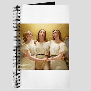 Kadik - three Angels - 1822 - Painting Journal