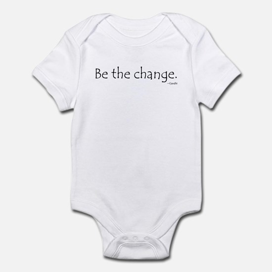 Be the Change Infant Bodysuit