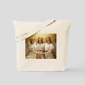 Kadik - three Angels - 1822 - Painting Tote Bag