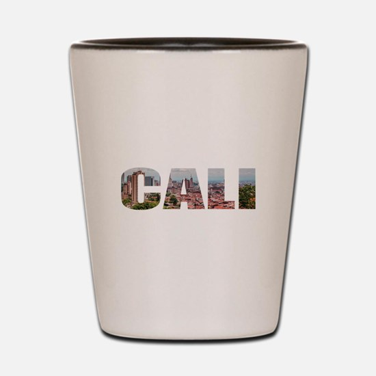 Cali Shot Glass