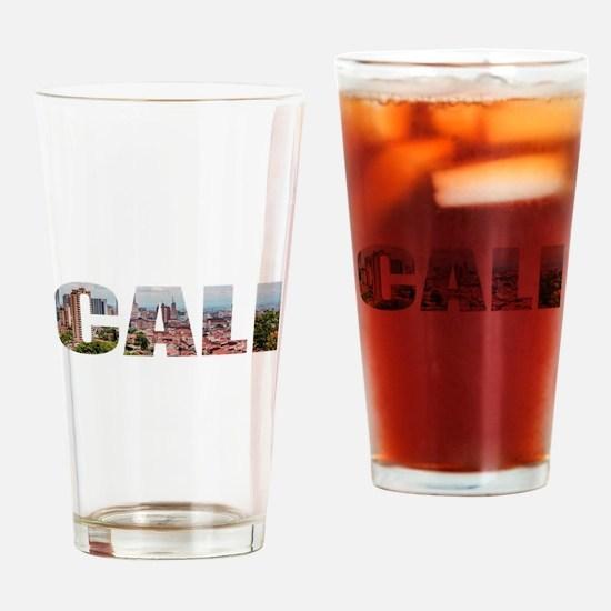 Cali Drinking Glass