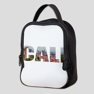 Cali Neoprene Lunch Bag