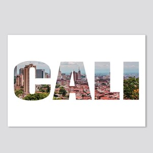 Cali Postcards (Package of 8)