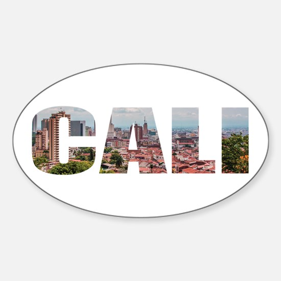 Cali Decal