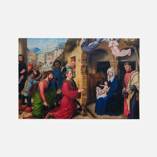 Gerard David - Adoration of the Magi - 15th Centu