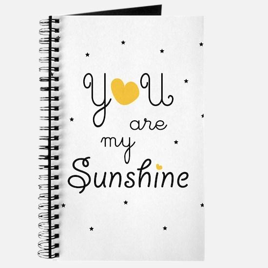 Unique Sunshine Journal
