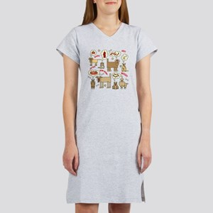 What Dogs Think Women's Nightshirt
