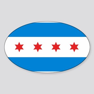chicago_city_fl_n4928 Sticker